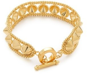 Noir Darjeeling Spiked Bracelet
