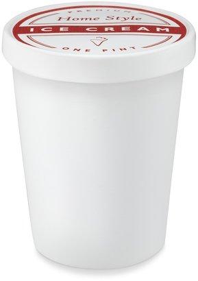 Williams-Sonoma Ice Cream Pint Container