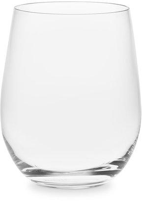 "Riedel O"" Chardonnay Wine Tumblers, Set of 2"