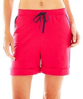 JCPenney Drawstring-Waist Shorts