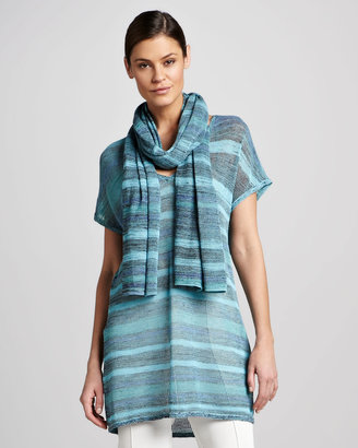 Magaschoni Airy Space-Dye Scarf
