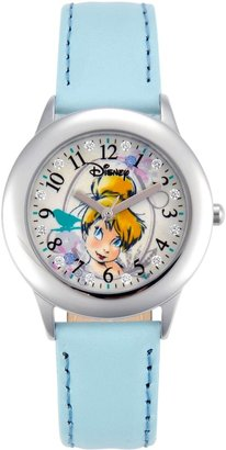 Disney Tinker Bell Juniors' Leather Watch