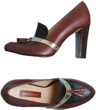 MySuelly Moccasins with heel