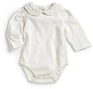 Hartstrings Infant's Collared Bodysuit