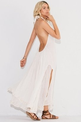 Jen's Pirate Booty Margarita Dress in Natural $179 thestylecure.com