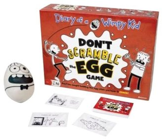 Pressman Toys Diary of a Wimpy Kid: Don't Scramble the Egg Game