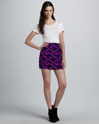 Amanda Uprichard Baja Jigsaw Miniskirt (Stylist Pick!)