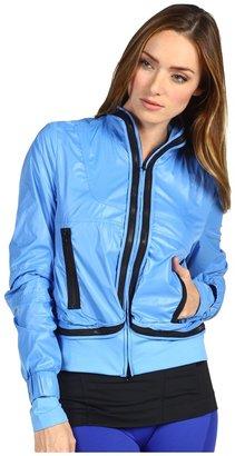 adidas by Stella McCartney Run Performance Jacket X51362 (Superblue) - Apparel