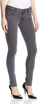 Mavi Jeans Women's Serena Lowrise Skinny Jean Gray 32x32