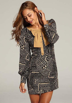 Alloy Lov Posh Alanna Shift Dress