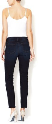 J Brand Distressed Skinny Jean