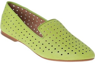 Matiko Lilo Loafer Yellow Green Leather