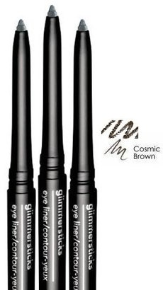 Lot of 3 - Avon Glimmersticks Eye Liner Cosmic Brown $13.95 thestylecure.com