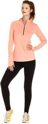 Nike Top, Element Long-Sleeve Dri-FIT Half-Zip Pullover