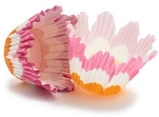 Sur La Table Meri Meri® Pink and Orange Bake Cups, Set of 48