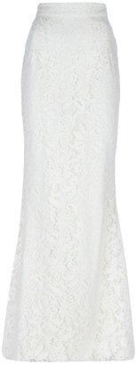 Dolce & Gabbana lace maxi skirt