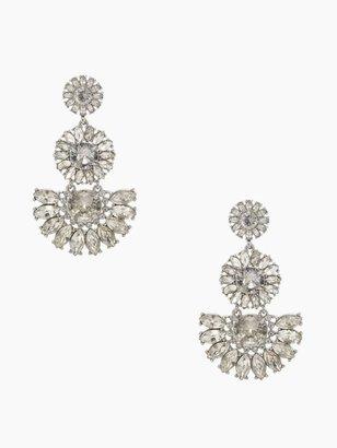 Kate Spade ESTATE GARDEN statement earrings