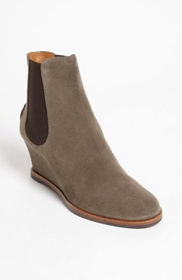 Fendi Wedge Ankle Boot