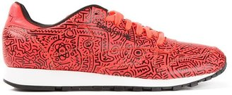Reebok 'Keith Haring x Classic Leather Lux' trainers