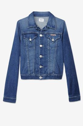 Hudson Jeans Signature Jean Jacket- Catalina