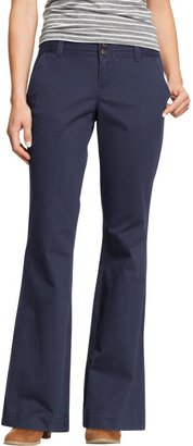 Old Navy Women's Ultra-Flared Perfect Khakis