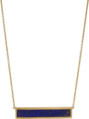 Jennifer Meyer Women's Bar Pendant Necklace