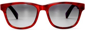 Warby Parker Madison Rum Cherry