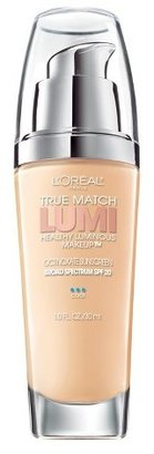 L'Oréal® Paris True Match Lumi Healthy Luminous Makeup $8.59 thestylecure.com
