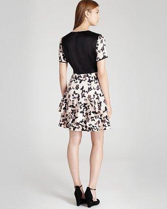 Reiss Dress - Roe Buttefly Print