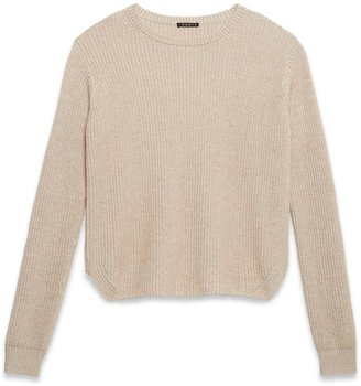 Theory Remrita Pullover in Cashcotton