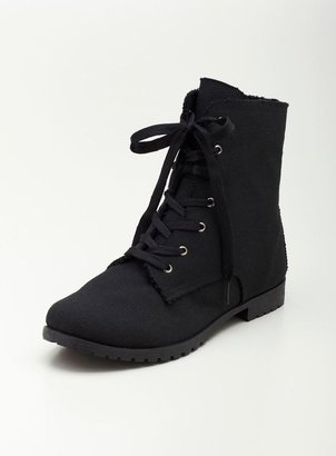 Chinese Laundry Primary Low Heel Laceup Bootie