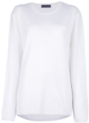 Christophe Lemaire crew neck sweater