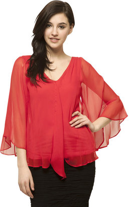 Matty M Batwing Top