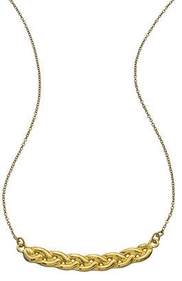 Foxy Originals Braid Pendant Necklace