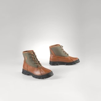Woodward Leather Boot