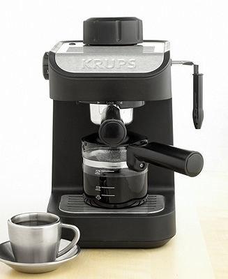 Krups XP1020 Espresso Machine, Steam