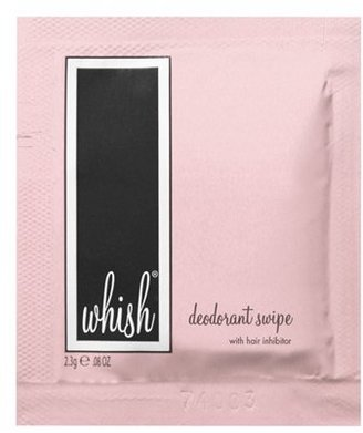 Whish(TM) Deodorant Swipes