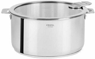 Cristel Casteline Tech 4.5-Quart Stew Pan with Lid – Bloomingdale's Exclusive