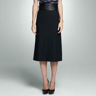 Jones New York Washable Wool Skirt