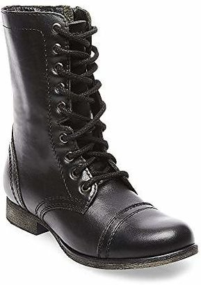 Steve Madden Women's Troopa Lace-Up Boot $79.95 thestylecure.com