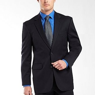 JCPenney Stafford® Signature Navy Suit Jacket – Portly