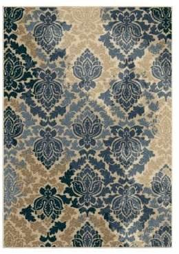 Home Outfitters Allover Damask Area Rug