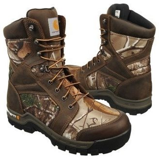 "Carhartt Men's 8"" Camo Work Flex Soft"
