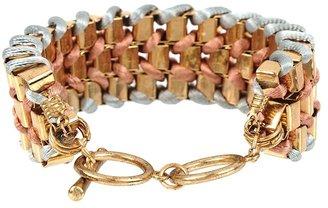 Armitage Avenue Thread and Chain Bracelet