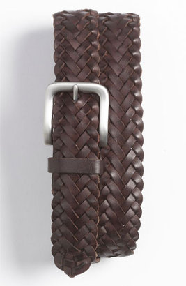 Nordstrom Braided Leather Belt