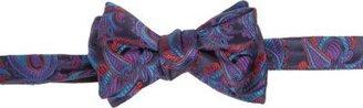 Duchamp Paisley Mix Bow Tie