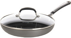 "Calphalon Simply 10"" Omelette Pan with Cover"