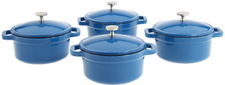 Fagor Michelle B. by Mini Dutch Ovens - Set of 4