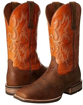 Ariat Tombstone (Brown/Sunnyside) Cowboy Boots