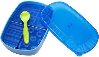 Sassy On-the-Go Feeding Set - Blue - 2 ct